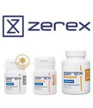 Produkty na podporu erekcie značky ZEREX