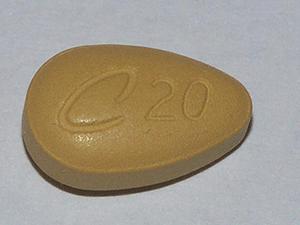 Tabletka Cialis