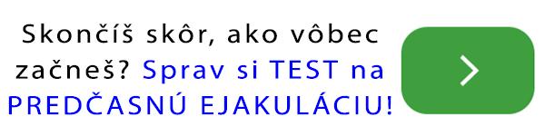 Test na predčasnú ejakuláciu