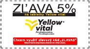 Akcia na Yellow vital