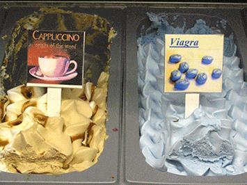 Viagra vo forme zmrzliny