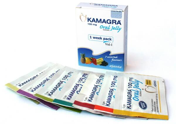 Kamagra oral jelly obsahuje rovnakú účinnú látku ako Viagra