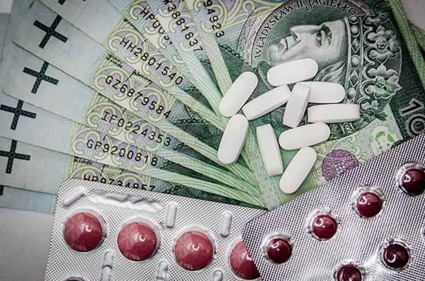 Vysoká cena liekov na impotenciu
