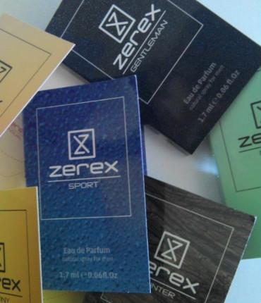 Feromónové parfumy značky ZEREX