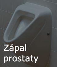 Zápal prostaty
